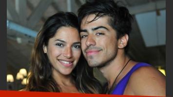 Yana Iglesias y Augusto Buccafusco, felices por el embarazo (Foto: Ideas del Sur).