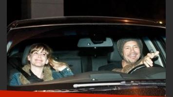 Guillermina Valdés y Marcelo Tinelli, planean un viaje a una semana de hacer público el romance.