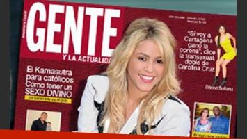 Shakira estaría embarazada y su hijo se llamaría Ulicito. (Foto: Web)