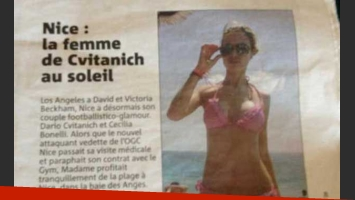 A Chechu Bonelli la comparan con Victoria Beckham en Francia. (Foto: Web)