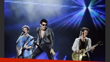 Vuelve Jonas Brothers: disco nuevo y shows en vivo. (Foto: Web)