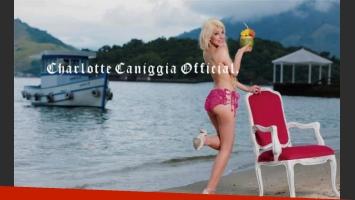 Charlotte Caniggia. (Fotos: Web)