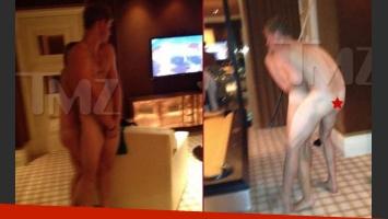 Escándalo real: las fotos prohibidas del Principe Harry. (Foto: TMZ)