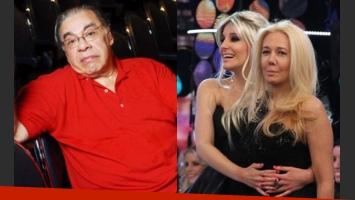 Enrique Pinti criticó muy fuerte a la familia Caniggia (Foto: Web).