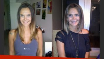El nuevo look de Amalia Granata. (Foto: Facebook Amalia Granata Oficial)