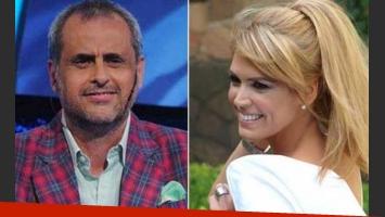 Jorge Rial habló del reencuentro con Viviana Canosa. (Foto: Web)