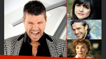 Actores Vs. Marcelo Tinelli.