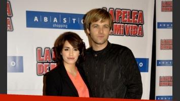 Lali Espósito, con pelo corto y novio. (Foto: Web)