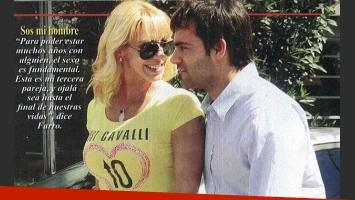 La confesión íntima de Mónica Farro sobre su nuevo novio. (Foto: Pronto)