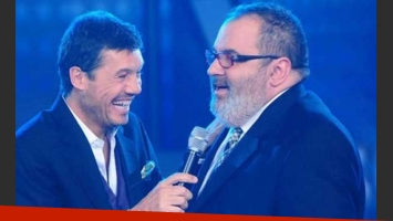 """Marcelo Tinelli: """"Jamás estuve enojado con Jorge Lanata, dejen de inventar"""". (Foto: Web)"""