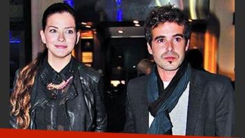 La China Suárez y Nico Cabré, súper enamorados (Foto: Clarín.com).