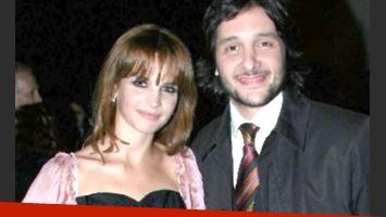 Germán Paoloski y Sabrina Garciarena, otra vez juntos. (Foto: archivo Web)