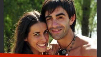 Clara Douradinha y Federico Baldino fueron padres de Vitto Baldino tras un dramático parto prematuro. (Foto: Ideas)