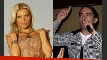 Nazarena Vélez, indignada por la actitud de Daniel Agostini respecto a Gonzalo, el hijo en común. (Fotos: Web)