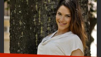 Yana Iglesias y su pancita. (Foto: Jennifer Rubio - Ciudad.com)