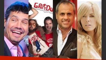 Todos los nominados a los Premios Tato 2012. (Foto: Web)