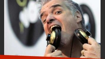 Roberto Pettinato prendió el ventilador y no se  salvó nadie. (Foto: Web)
