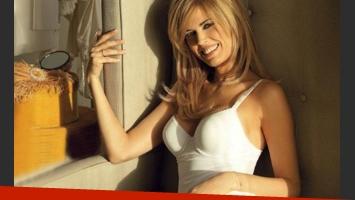 El embarazo de Viviana Canosa, el más sorpresivo del año para los usuarios de Ciudad.com. (foto: Web)