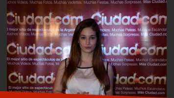 Victoria Iroulegy, una de las figuras más clickeadas de 2012 (Foto: Maxi Didari - Ciudad.com)