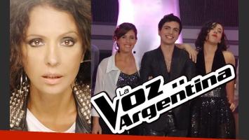 Patricia Sosa, sobre La Voz Argentina: