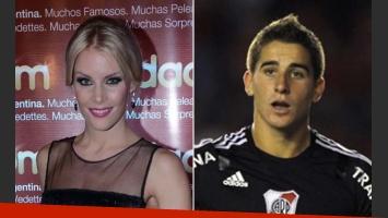 Alexandra Larsson desmintió el romance con Leandro Chichizola. (Fotos: Ciudad.com - Web)