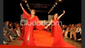 Georgina Barbarossa y Laura Novoa. (Foto: Jennifer Rubio-Ciudad.com)