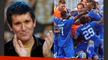La increíble apuesta que perdió Miguel Ángel Cherutti por el triunfo de Vélez.