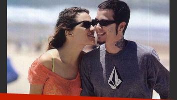 El romántico fin de semana de Sebastián Ortega y su novia en Punta del Este. (Foto: revista ¡Hola!)