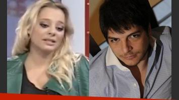 Jimena Campisi, indignada con Tomás Costantini. (Foto: Web)