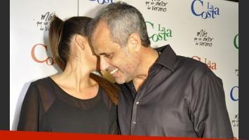 Jorge Rial y Loly, juntos en un evento. (Foto: Jennifer Rubio - Ciudad.com)