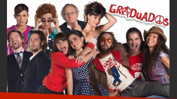 Graduados festejará el último capítulo en el Teatro Gran Rex.