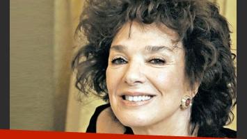 Graciela Borges reveló intimidades de su vida sexual con Caras (Foto: Web).