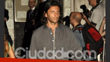 Mauro Bianchi, hijo mayor del flamante DT de Boca. (Foto: Jennifer Rubio - Ciudad.com)