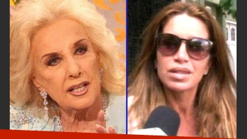 Mirtha Legrand habló del video de Florencia Peña. (Foto: Web)