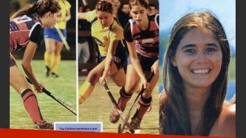 Paz Cardoso, la nueva novia de Diego Forlán. (Foto: archivo revista ¡Hola! Argentina)