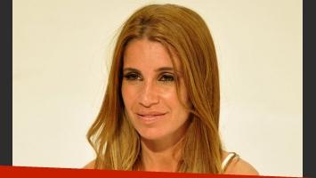 Florencia Peña contó cómo vivió su familia la filtración del video (Foto: Jennifer Rubio-Ciudad.com).
