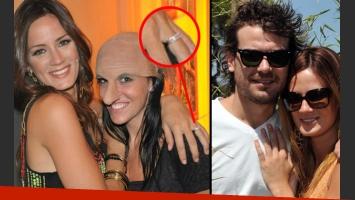 Paula Chaves luce un nuevo anillo ¿de compromiso con Pedro Alfonso?