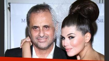 La suegra de Jorge Rial habló sobre la relación del conductor y Loly Antoniale (Foto: web).