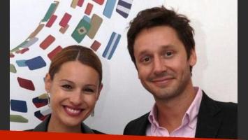 Pampita y Benjamín Vicuña (Foto: Web).