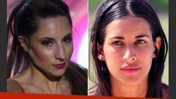 Tenso encuentro entre Magui Bravi y Clarita Douradinha en Intratables. (Foto: web)