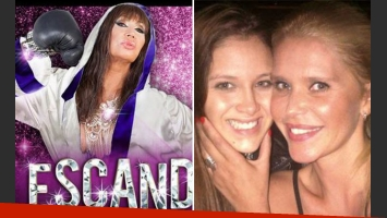 Moria Casán, durísima en Twitter... ¿contra Nazarena y Barbie Vélez? (Fotos: archivo Web)