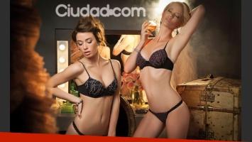 La nueva y sensual campaña de Nicole Neumann (Foto: Christian Beliera)