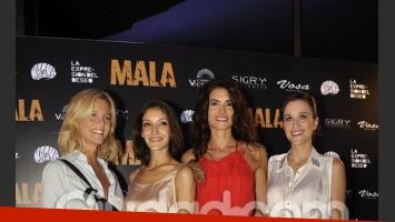 Las mujeres protagonistas de Mala (Foto: Jennifer Rubio).