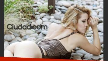Las fotos más sensuales de Miriam Lanzoni. (Foto: Ciudad.com)
