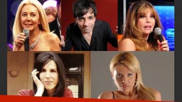 El posible jurado del Bailando 2013 (Foto: Web).