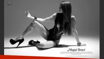 Magui Bravi. (Foto: Revista Soho)