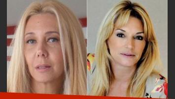 Mariana Nannis y Yanina Latorre, enfrentadas. (Foto: archivo Web)