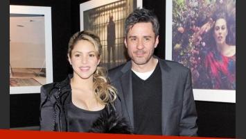 Shakira y Jaume de Laiguana. (Foto: Web)