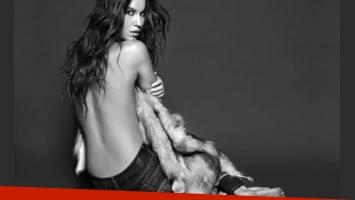 Alexandra Larsson y Nina Francisca, juntas en una producción sexy (Foto: AF Jeans).