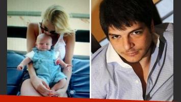 Jimena Campisi y Costantini llegaron a un acuerdo por su hijo. (Foto: Web)